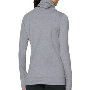 Under Armour dámska mikina / UA Featherweight Fleece Slouchy Popover