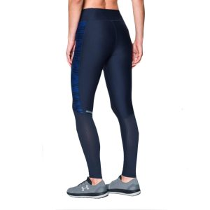 Under Armour dámske kompresné legíny / UA Fly By Printed Legging