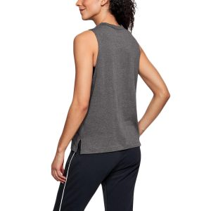 Under Armour dámske tielko / UA Linear Wordmark Muscle Tank