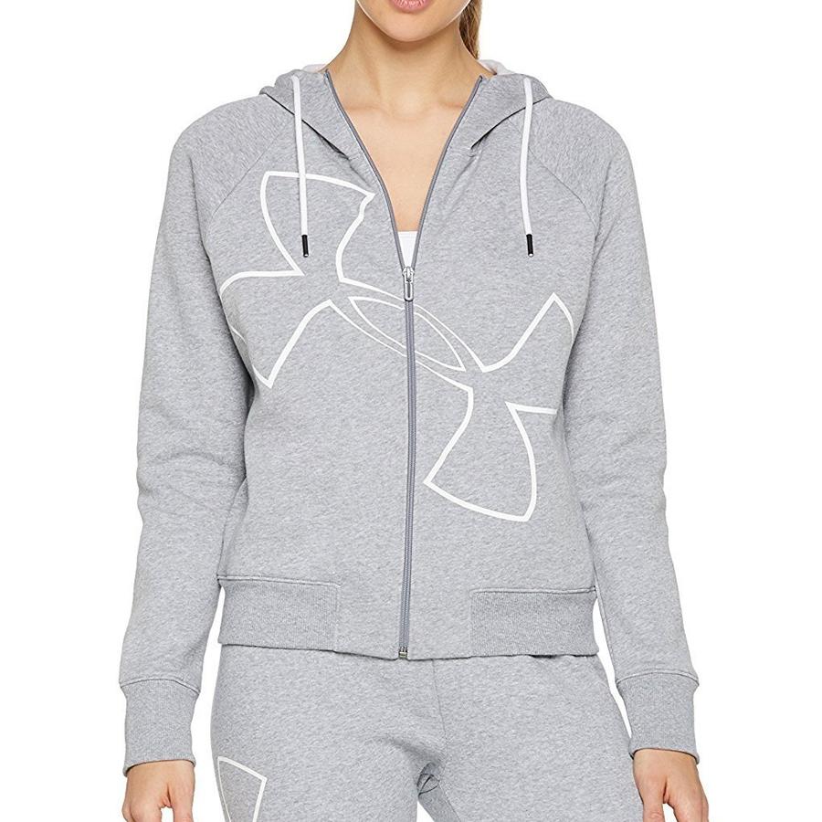 c361c5ab839c Under Armour dámska mikina   UA Favourite Fleece Pullover Full Zip ...