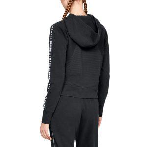 Under Armour dámska mikina / UA Microthread Fleece Graphic Full Zip