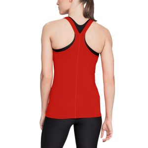Under Armour dámske tielko Racer / UA HeatGear® Armour Racer Tank