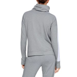 Under Armour dámska mikina / UA Featherweight Fleece Funnel Neck