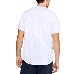 Under Armour pánske bavlnené tričko / UA Graphic Mesh T-Shirt
