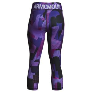 Under Armour detské 3/4 legíny / UA HeatGear® Armour