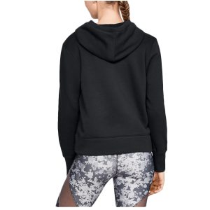 Under Armour dámska mikina / UA Rival Fleece Logo Hoodie