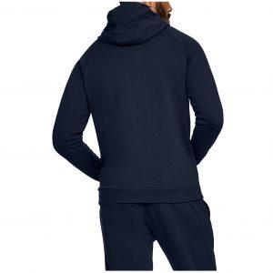 Under Armour pánska bavlnená mikina / UA Rival Fleece Full-Zip