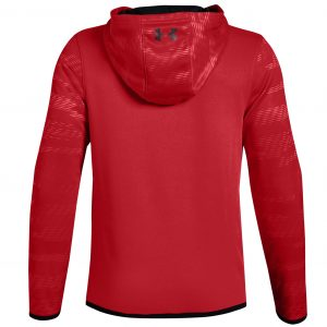 Under Armour detská mikina / UA Armour Fleece® Sleeve Hoodie