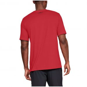 Under Armour pánske bavlnené tričko / UA Sportstyle Left Chest Logo T-Shirt