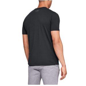 Under Armour pánske bavlnené tričko / UA Boxed Sportstyle Short Sleeve T-Shirt