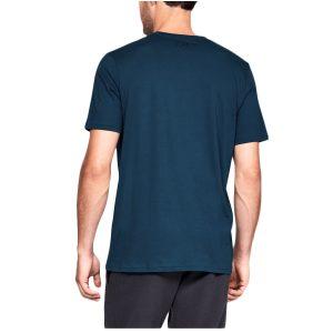 Under Armour pánske bavlnené tričko / UA Team Issue Wordmark Short Sleeve