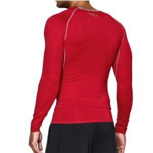 Under Armour pánsky kompresný nátelník / UA HeatGear® Armour Long Sleeve Compres