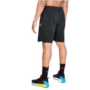 Under Armour pánske kraťasy / UA Baseline Fleece Shorts