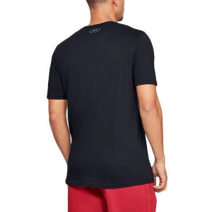 Under Armour pánske bavlnené tričko / UA Team Issue Wordmark Short Sleeve