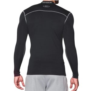 Under Armour pánsky kompresný nátelník/UA ColdGear® Armour Compression Mock