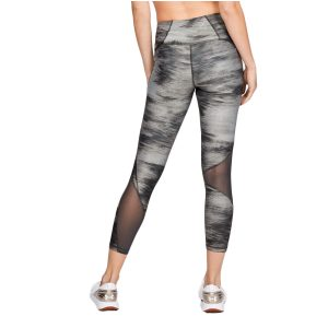Under Armour dámske kompresné legíny / UA HeatGear® Armour Ankle Crop Print