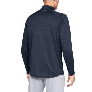 Under Armour pánsky nátelník / UA Tech™ 2.0 ½ Zip Long Sleeve