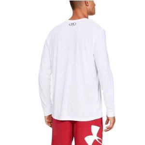 Under Armour pánsky bavlnený nátelník / UA Sportstyle Logo Long Sleeve