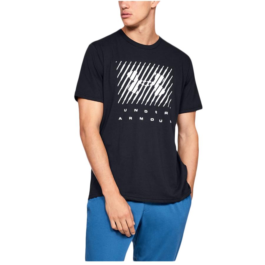 34d8018d6407 Under Armour pánske bavlnené tričko   UA Branded Big Logo Short ...