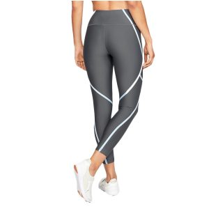 Under Armour dámske kompresné legíny / UA HeatGear® Armour Edgelit Ankle Crop
