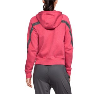 Under Armour dámska mikina / UA Taped Fleece Full-Zip