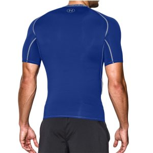 Under Armour kompresné tričko/UA HeatGear® Armour Short Sleeve Compression Shirt