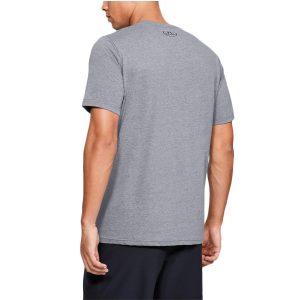 Under Armour pánske bavlnené tričko / UA No Apologies Short Sleeve T-Shirt