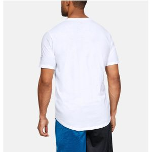 Under Armour pánske bavlnené tričko / UA Baseline Flip Side Short-Sleeve T-Shirt