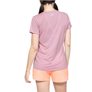 Under Armour dámske tričko / UA Tech™ Short Sleeve V-Neck Graphic
