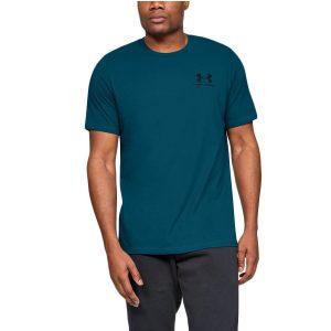 Under Armour pánske bavlnené tričko / UA Sportstyle LC Back T-Shirt
