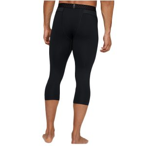 Under Armour pánske kompresné ¾ legíny / UA RUSH ¾ Leggings