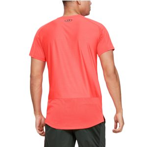Under Armour pánske tričko / UA MK-1 Emboss Short Sleeve