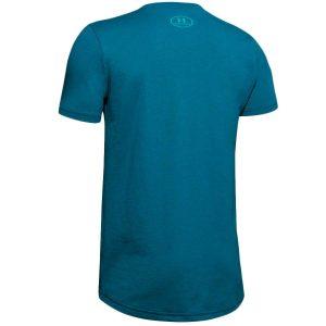 Under Armour detské bavlnené tričko / UA Sportstyle Logo Short Sleeve