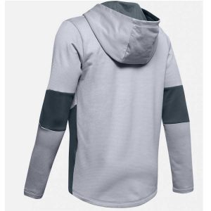 Under Armour detská mikina / UA Game Time Full-Zip Hoodie