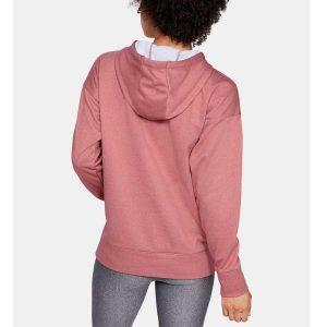 Under Armour dámska mikina / Armour Fleece® Chenille Logo Hoodie