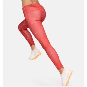 Under Armour dámske kompresné legíny / UA ColdGear® Armour Leggings Print