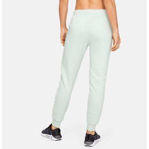 Under Armour dámske bavlnené tepláky / UA Rival Fleece Sportstyle Graphic Trousers