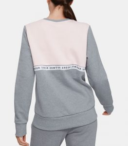 Under Armour dámska mikina / UA Originators Fleece Logo Crew